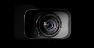 lens van Canon XHa1