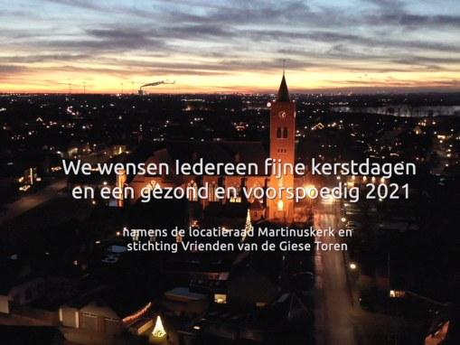 Kerstmis 2020 in lockdown