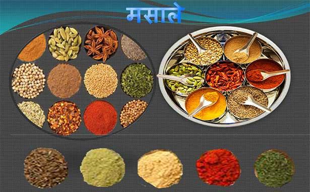मसाला उद्योग spice industry