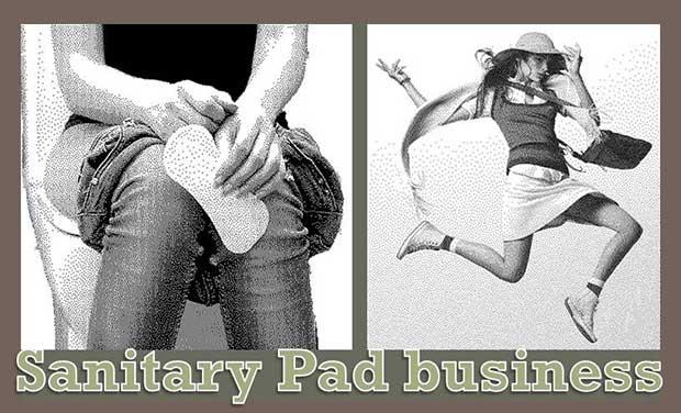Sanitary Pad Business