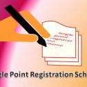 Single-point-registartion-scheme