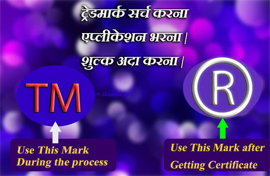 Trade Mark Registration and-Information-in-Hindi