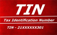 Tax identification number