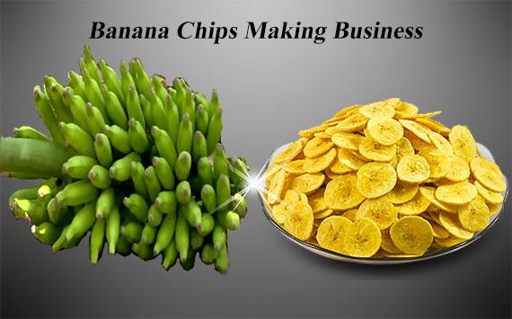 Banana Chips Making-Business