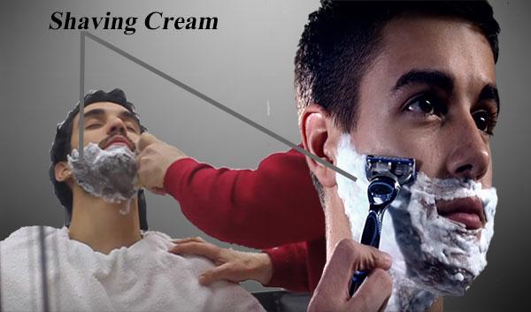 Shaving-Cream