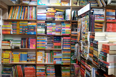 stationary and book store business