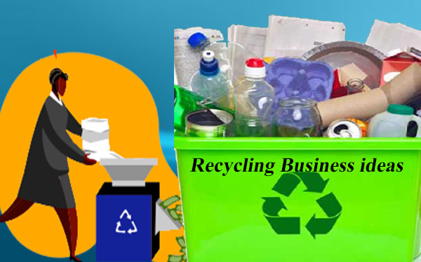 Recycling Business ideas-in-hindi