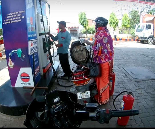 petrol pump business starting process hindi