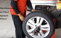 wheel-balancing- and alignment workshop business