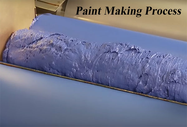 Acrylic Paint-manufacturing-business