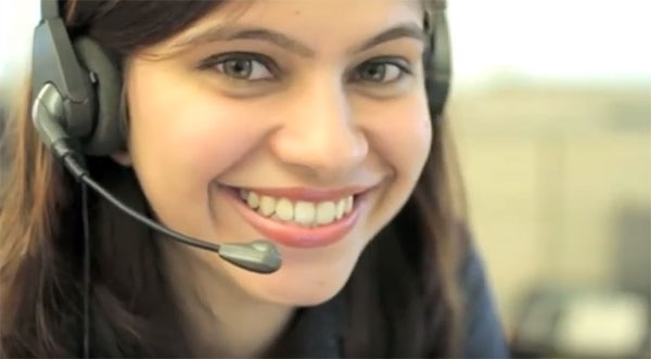 call center business