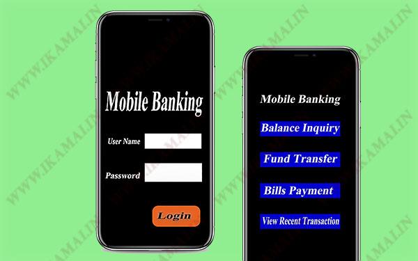 mobile banking benefits hindi