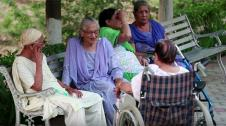 old age home business