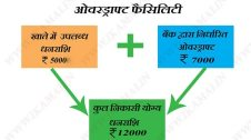 Overdraft Facility in hindi