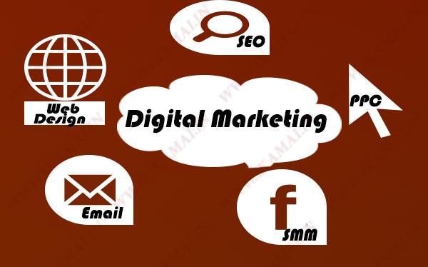 Digital-marketing-Components