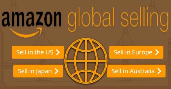 Amazon-Global-Selling-program