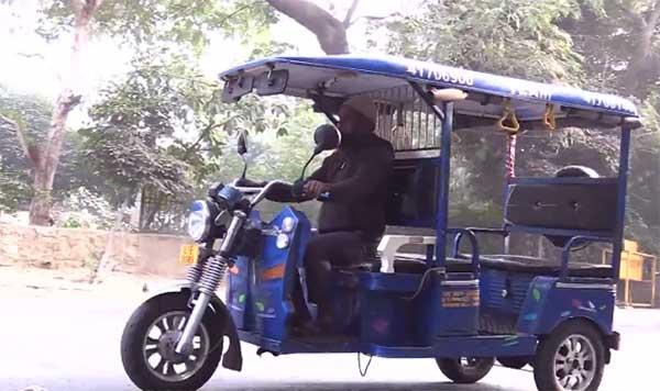 E Rickshaw Business plan in hindi