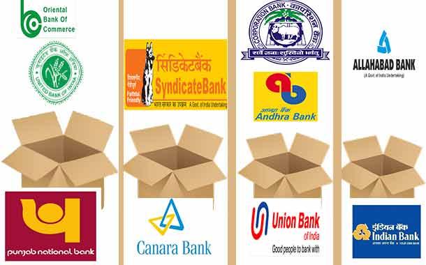 6 banks merger on 1st april 2020