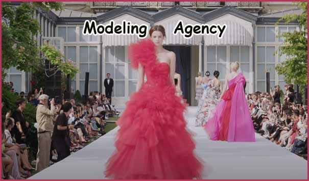 Modeling agency business in Hindi