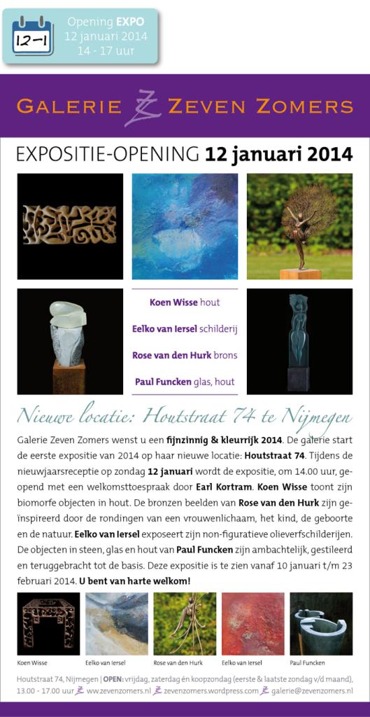 Funcken expositie 12 01 2014