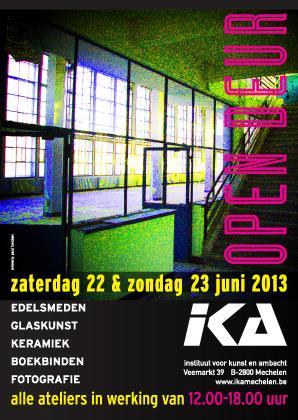 IKA OPENDEUR 2013