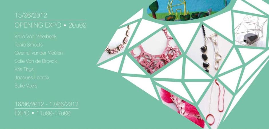 Uitnodiging edel  1 2012