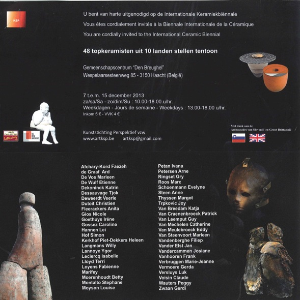 in cer biennial haacht flyer