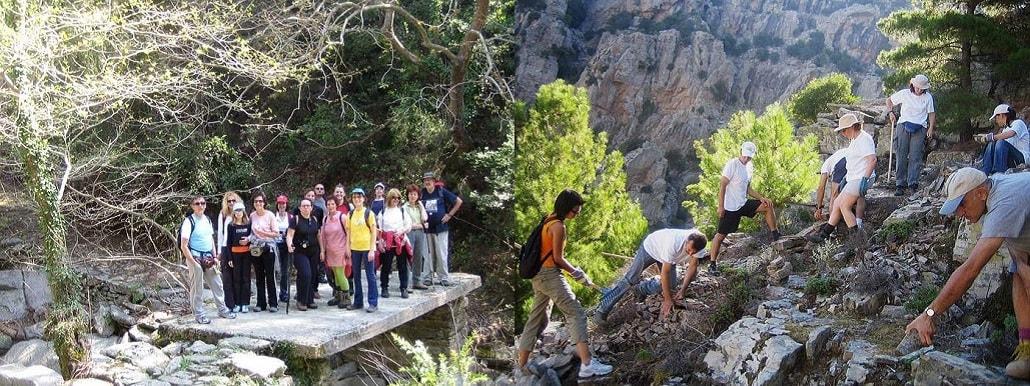 Ikariamag: 'Ο Βριλησσός, τα μονοπάτια της Ικαρίας και το ενδιαφέρον των «ξένων»'