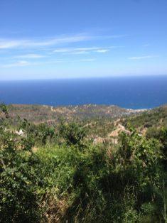 Stunning sea view