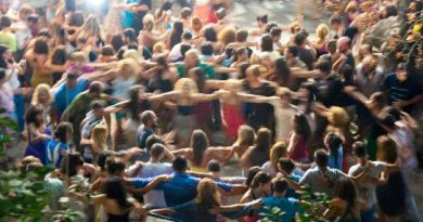 12-22 Aug 2019 <br> Greek language & traditional dance workshop