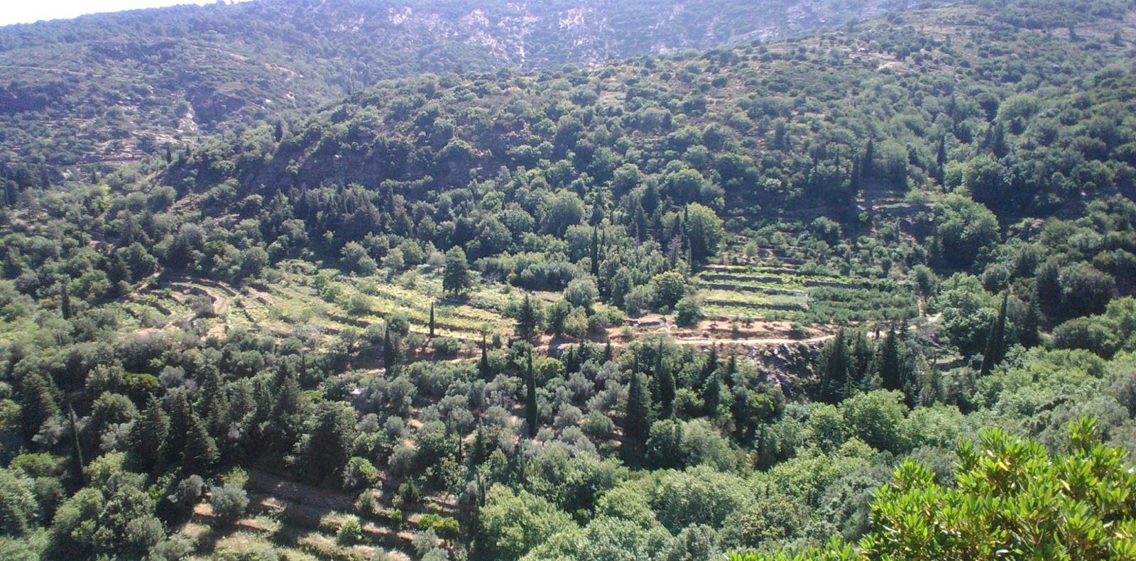 One day hikes in Arethousa, Ikaria