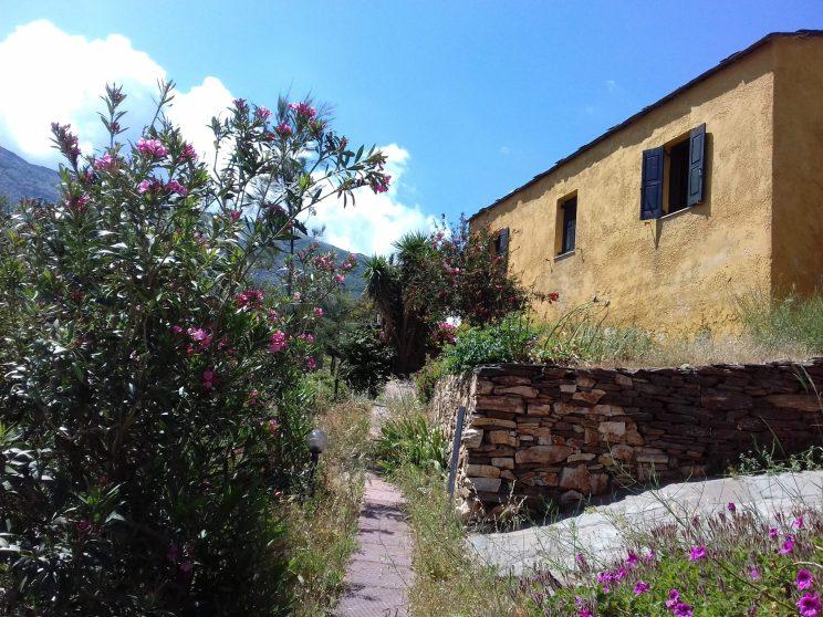 Accommodation in Ikaria