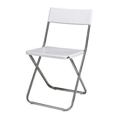 Jeff Folding Chair White 90070404 Reviews Price Comparisons