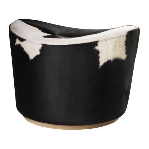 Stockholm Pouf Delicate White Black 601 032 03 Review Harga Di Mana Untuk Membeli