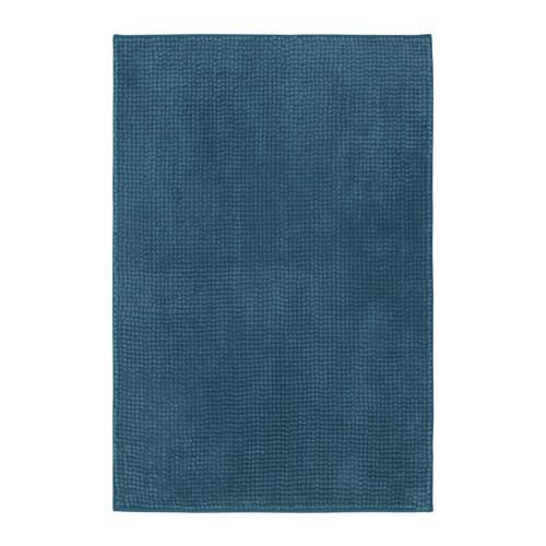 tapis de bain toftbo vert bleu