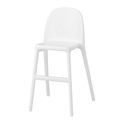 chaise d enfant urban blanche