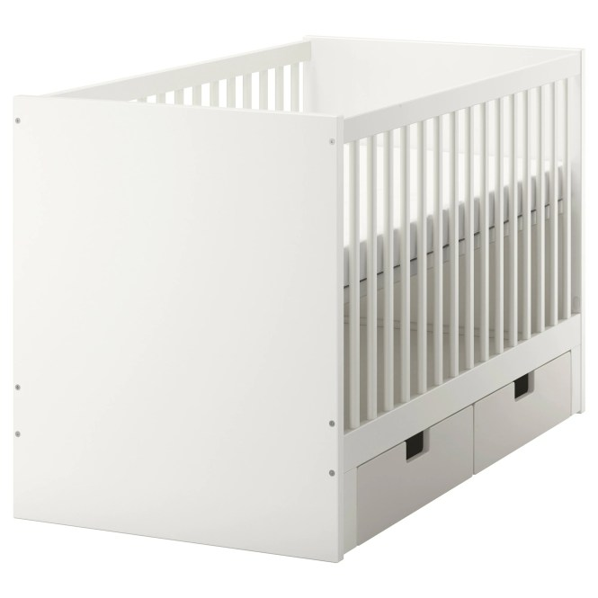 Stuva Cot With Drawers