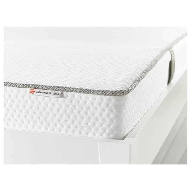 MorgongÅva Natural Latex Mattress Medium Firm Length 79 1 2