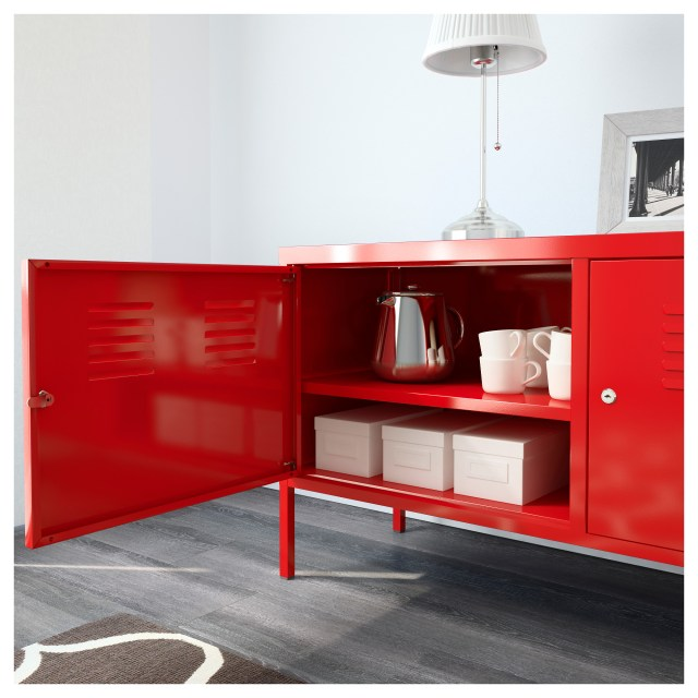 IKEA PS Cabinet red IKEA