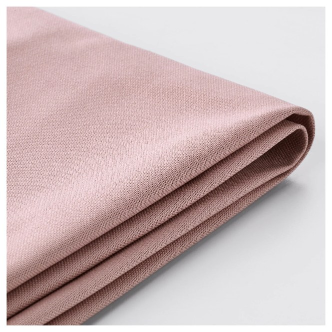 Holmsund Cover For Sleeper Sofa Ransta Light Pink
