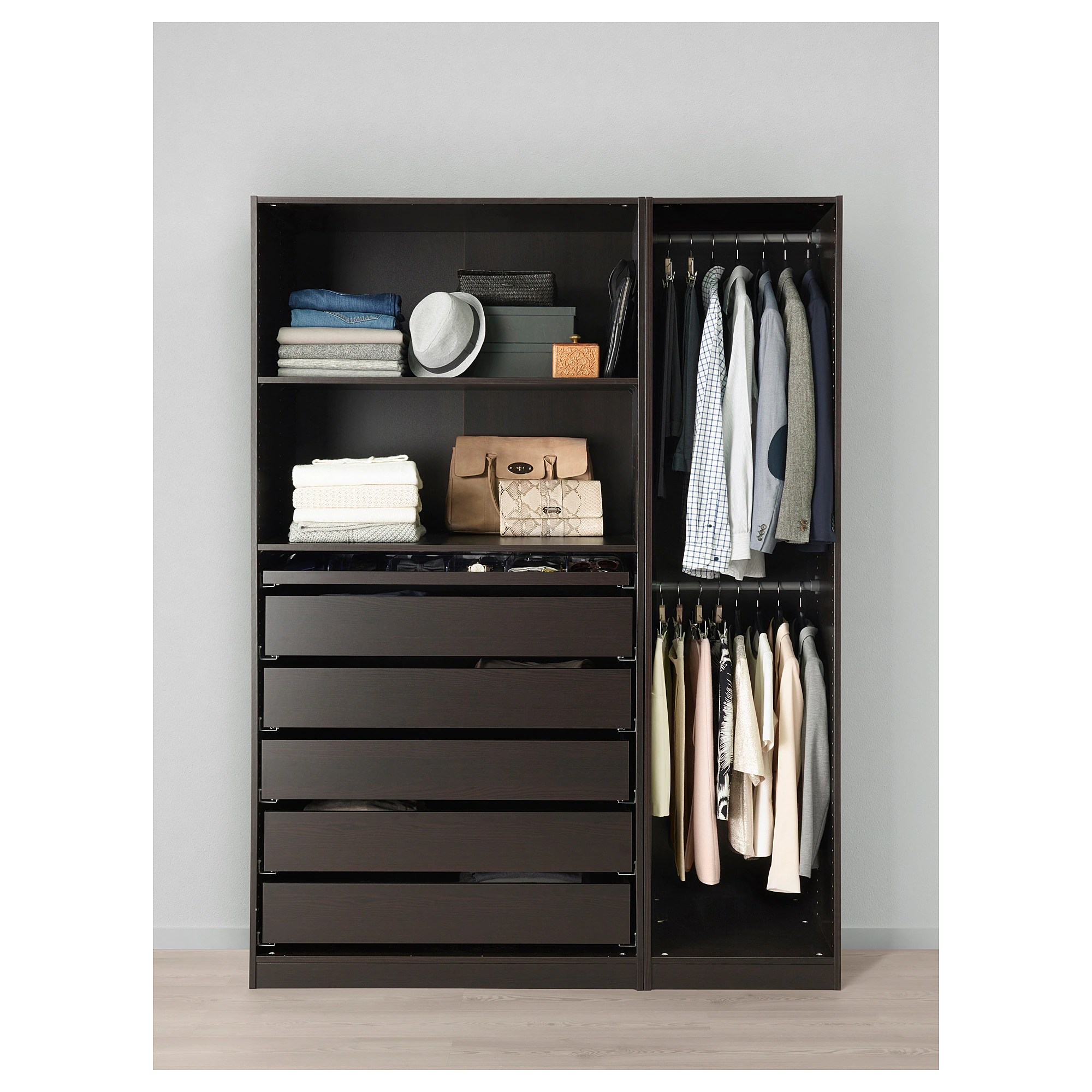 Walk In Wardrobes Open Wardrobes Ikea