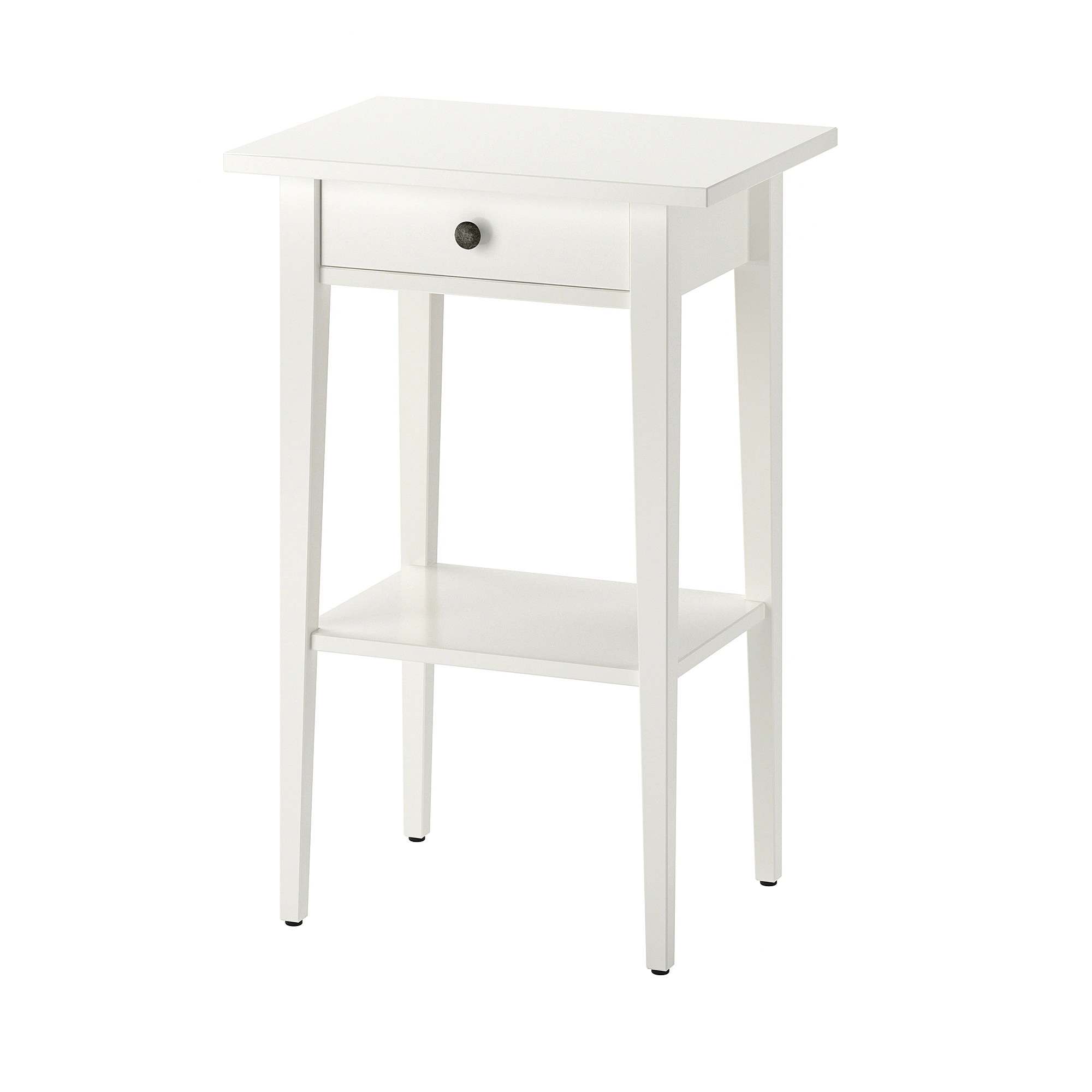 Table De Chevet Hemnes Blanc