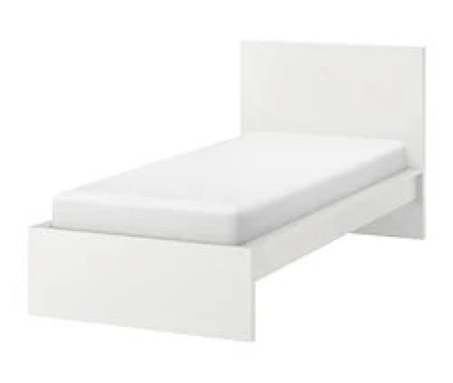 Malm Bed Frame High White 149 00
