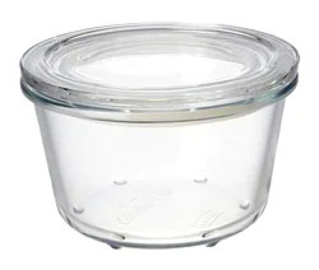 Ikea 365 Food Container With Lid Glass