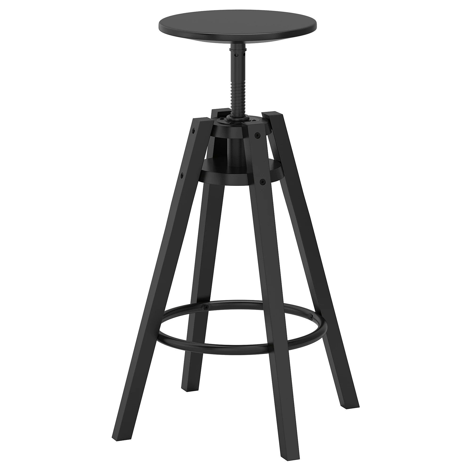 Tabouret De Bar Dalfred Noir