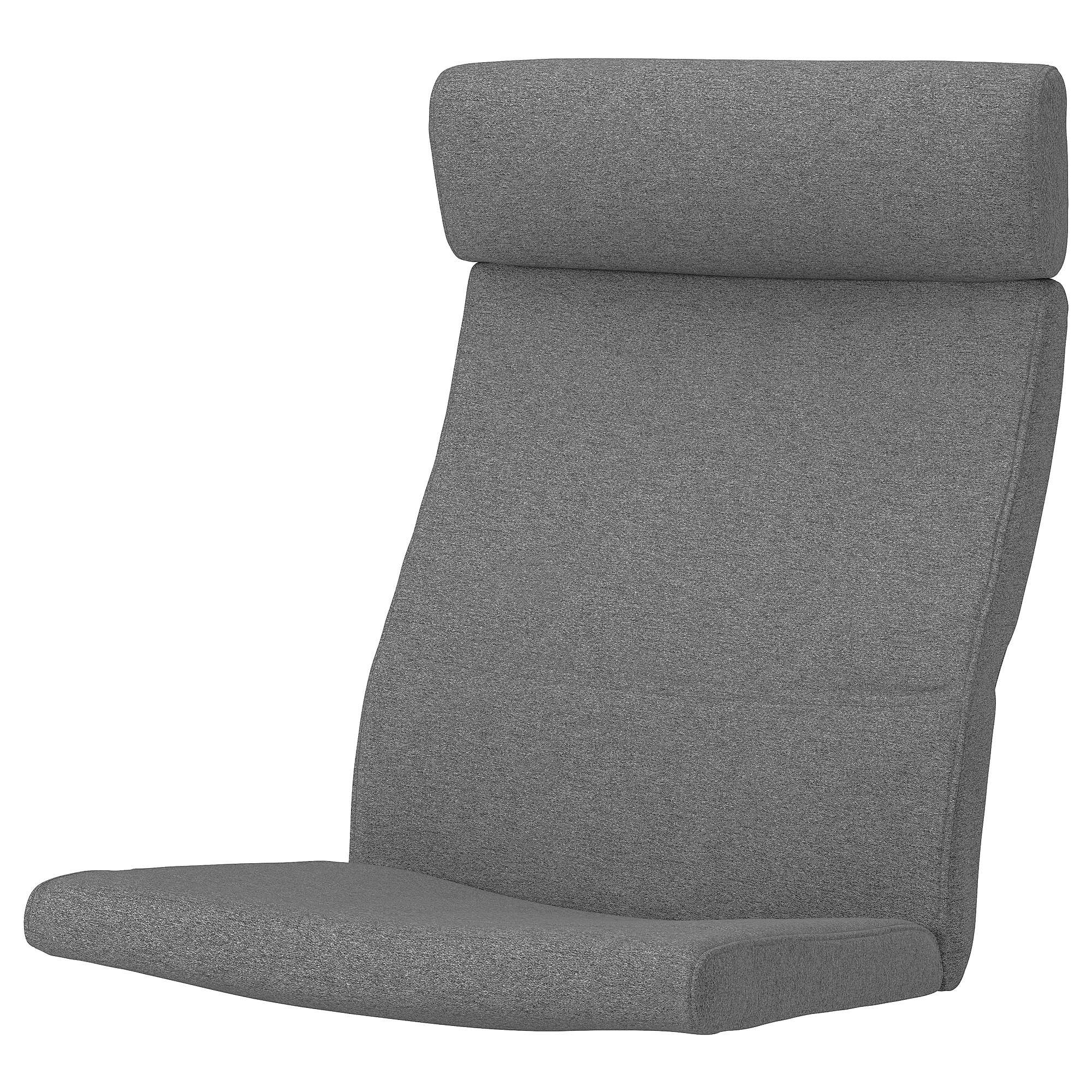 Coussin Fauteuil Poäng Lysed Gris