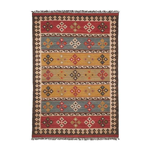KIBÄK - one of the many classy rug designs available from IKEA (not that Im trying to compromise your right to a free democratic choice)...