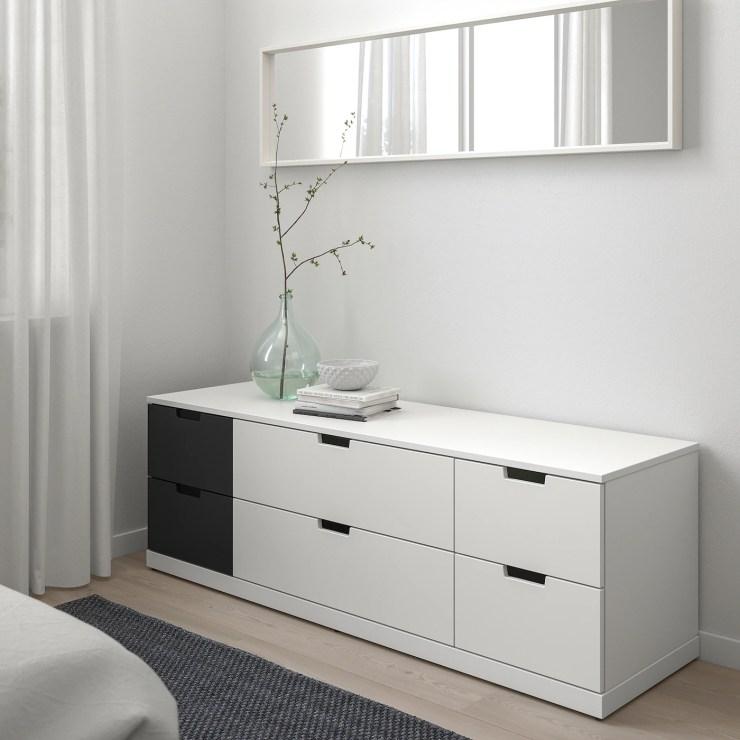 Ikea Nordli Kommode 6 Schubladen 2021