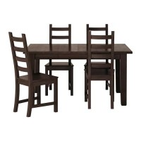 STORNÄS / KAUSTBY Tisch und 4 Stühle   IKEA
