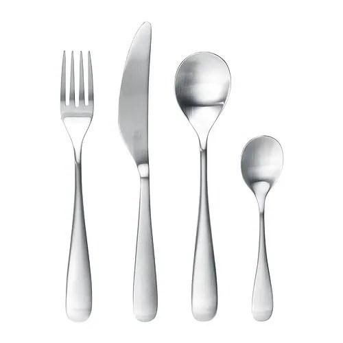 BEHAGFULL 24-piece cutlery set IKEA